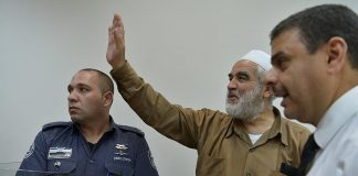 السلطات الصهيونية تفرج عن الشيخ رائد صلاح للإقامة الجبرية