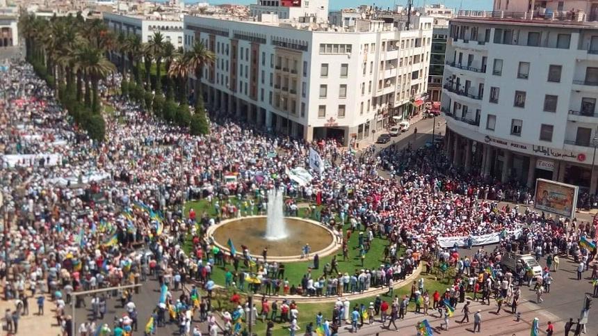 8 هيئات تدعو لمسيرة وطنية يوم الأحد المقبل وهذا هو السبب