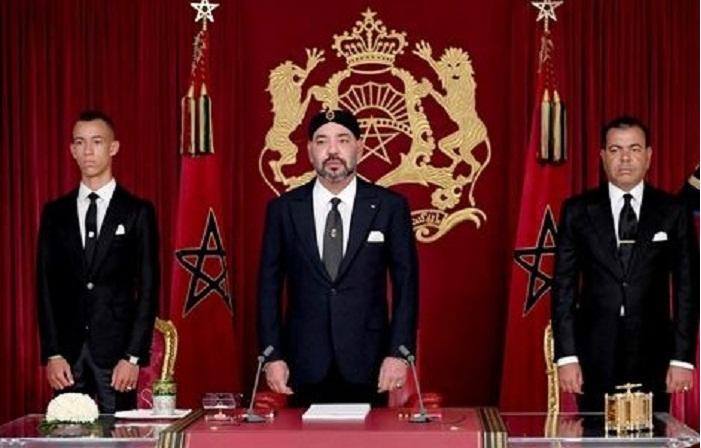 نص الخطاب الملكي السامي بمناسبة الذكرى 65 لثورة الملك والشعب