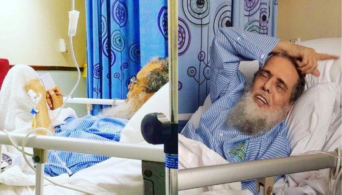 أنباء عن تعرض الشيخ المعتقل سفر الحوالي لانتكاسة صحية خطيرة