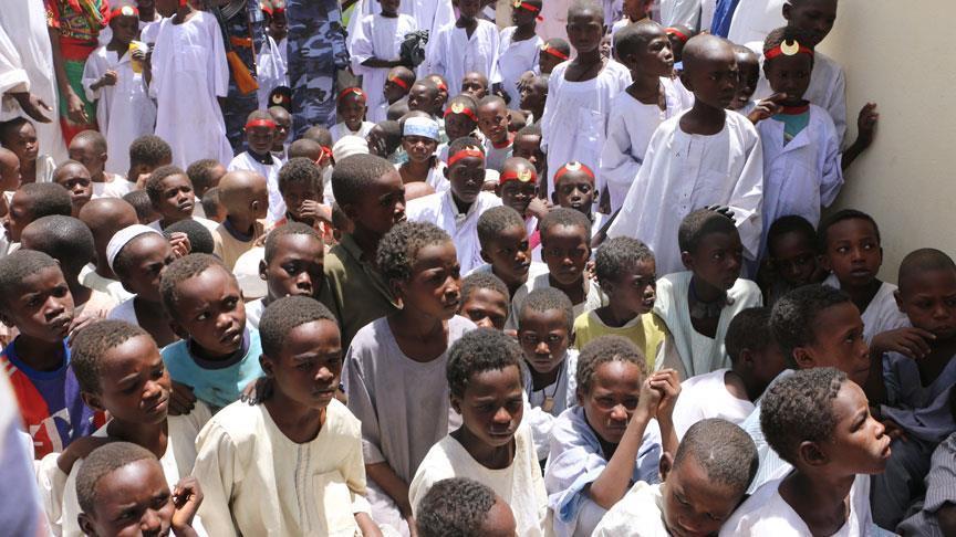 السودان.. تسليم 80 طفلًا من ضحايا الاتجار بالبشر إلى أسرهم
