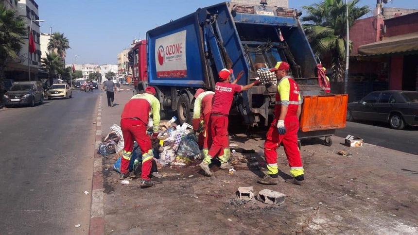 """عيد الأضحى.. حملة تحسيسية حول النظافة تحت شعار: """"عيد مبارك نظيف"""""""