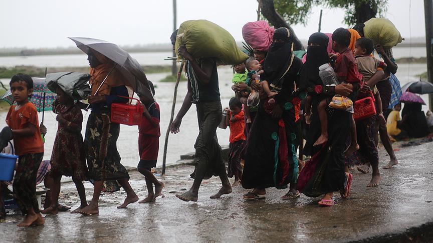 """بنغلاديش.. إنقاذ 24 أراكانيا من يد """"تجار البشر"""""""