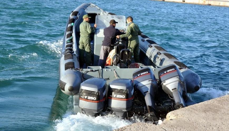 من جديد البحرية الملكية تطلق على مهاجرين النار وتصيب قاصرا