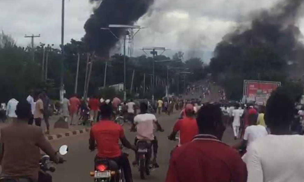 مقتل 20 جراء تفجير انتحاري في شمال شرقي نيجيريا