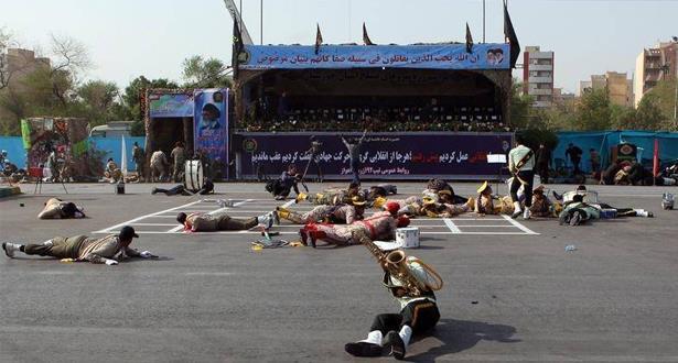 إيران تعلن اعتقال 22 شخصاً على صلة بهجوم الأحواز