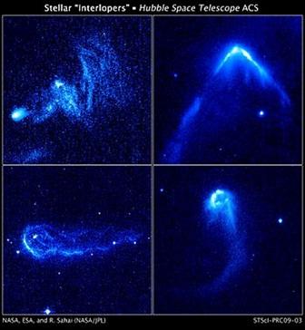 ماذا لو اتجه إلينا نجمٌ هِرمٌ إلى مجموعتنا وتحوّل إلى ثقبٍ أسود؟