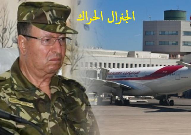 الجنرال سعيد باي يهرب إلى فرنسا