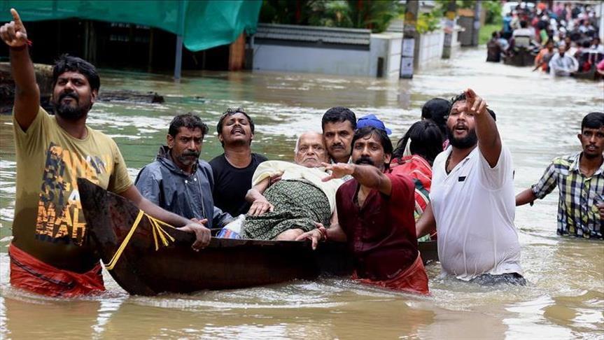 الهند.. ارتفاع حصيلة ضحايا إعصار تيتلي لـ61 قتيلا