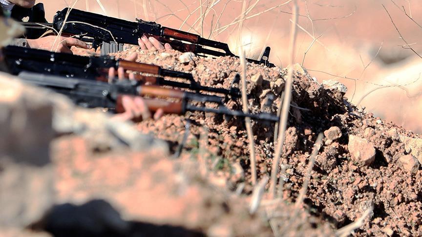 النظام السوري يرعى منظمات إرهابية معادية لتركيا
