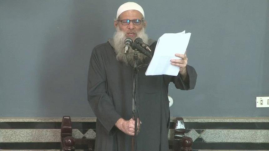 أنباء عن عودة شيخ المداخلة بمصر رسلان للخطابة بعد تعهده بطاعة ولي الأمر وعدم الخروج عن تعليمات الأوقاف