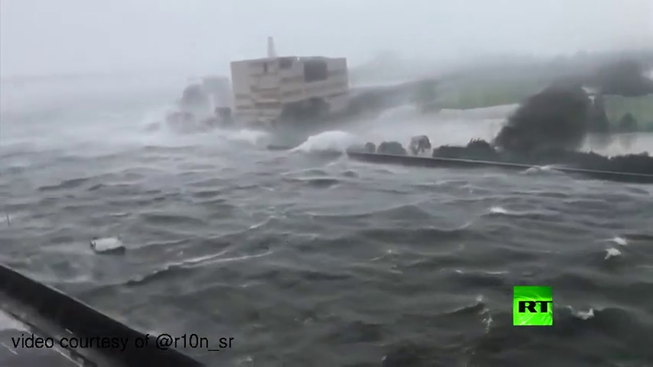"""هل يصل إعصار """"ليزلي"""" الخطير إلى المغرب"""