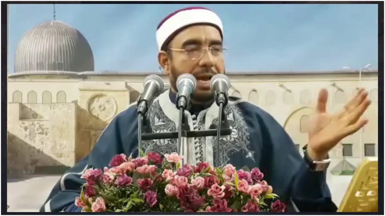 فيديو.. أوقفوا الإعدامات في مصر والشعب المصري مطالب بالدفاع عن نفسه - الشيخ بشير بن حسن