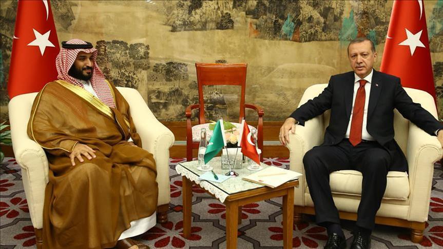 ابن سلمان: لن يحدث شرخ بين تركيا والسعودية