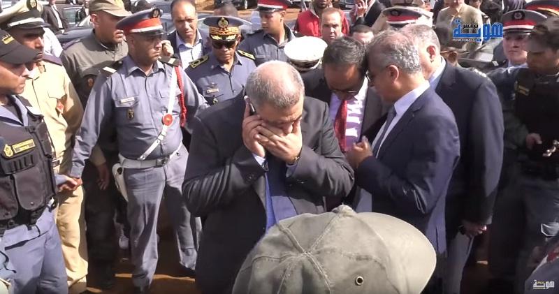 عاجل.. وزارة الداخلية تصدم القائد الذي حاصره السكان