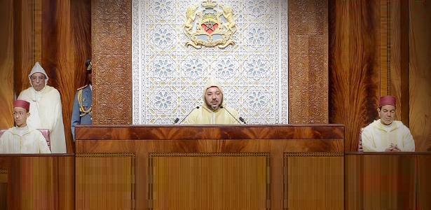 النص الكامل للخطاب الملكي بمناسبة افتتاح السنة التشريعية الجديدة