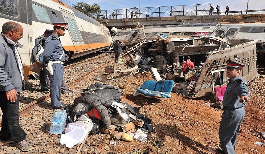 الحكم على سائق قطار فاجعة بولقنادل بما قضى من العقوبة (5 أشهر نافذة) وغدا يعانق الحرية