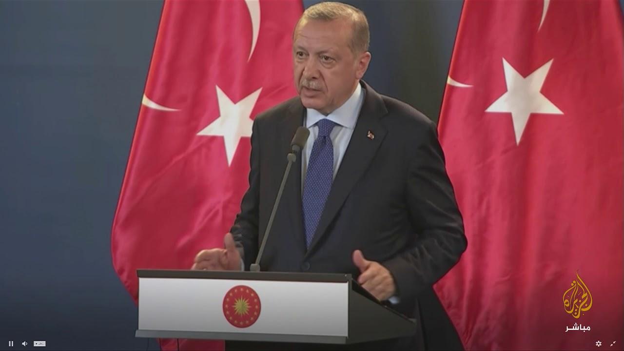 ردا على متقدي بلاده.. أردوغان: وجودنا في ليبيا لإنهاء الظلم وبناءً على دعوة منها