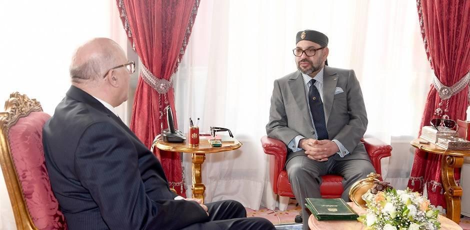 """هذا هو """"عمر الشغروشني"""" الذي عينه الملك مسؤولا عن حماية المعطيات الشخصية للمغاربة"""