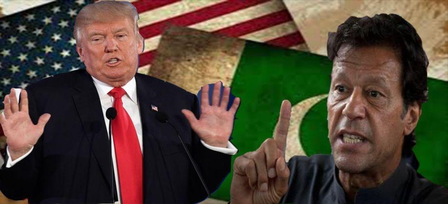 سجال بين ترامب وعمران خان بسبب القاعدة وطالبان