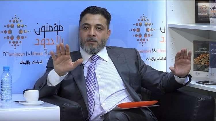 """مصادر أردنية.. التحقيقات أثبتت ارتباط يونس قنديل رئيس """"مؤسسة مؤمنون بلا حدود"""" استخباراتيا مع الإمارات"""