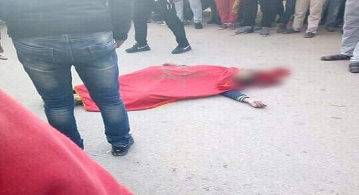 تحديد لوحة ترقيم السيارة التي تسببت في مقتل تلميذ بمكناس