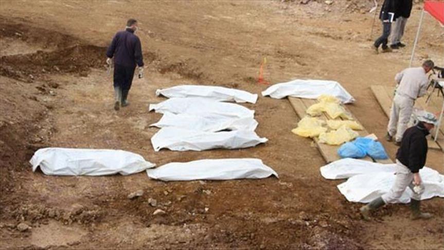 الأمم المتحدة: العثور على أكثر من 200 مقبرة جماعية في العراق