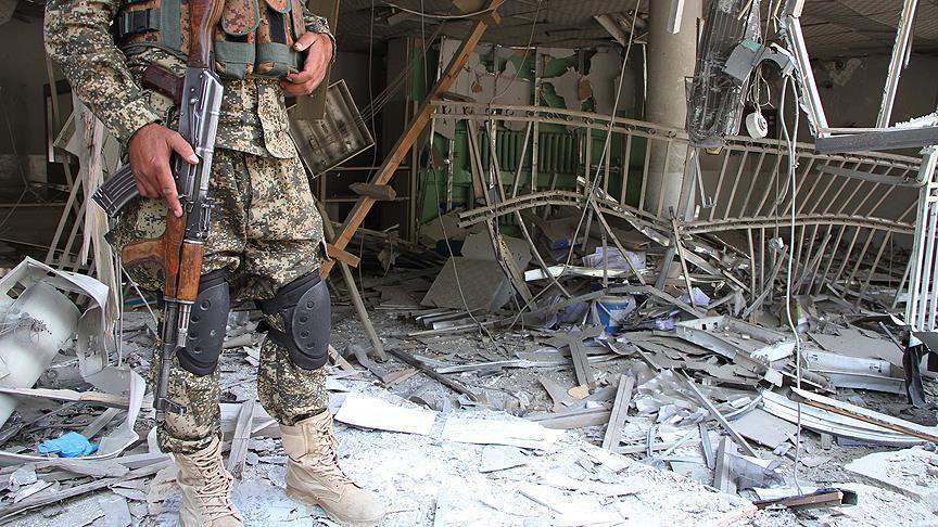 أفغانستان.. مقتل 10 في هجوم مزدوج بكابل