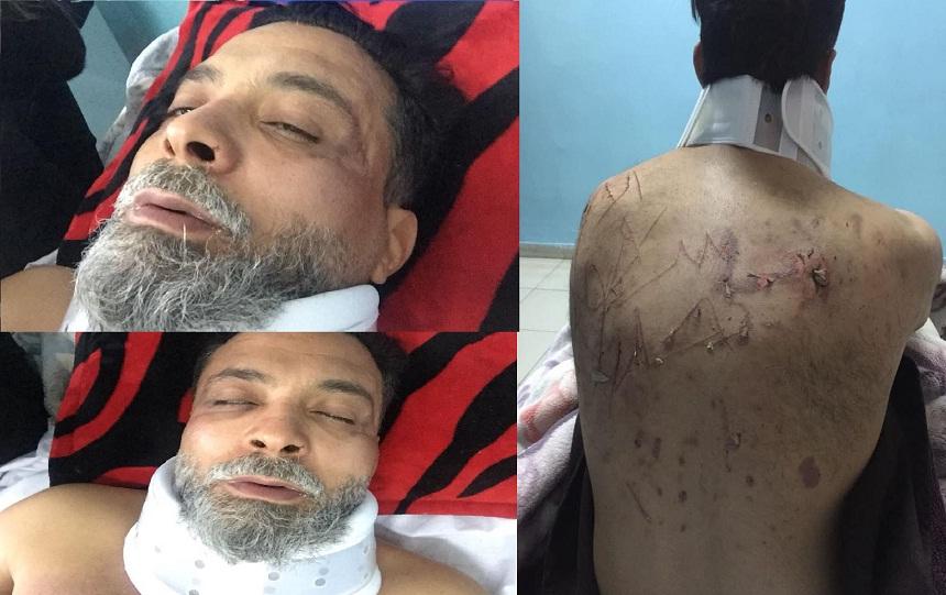 """تحقيقات الأمن الأردني تكشف كذب الأمين العام لمؤسسة """"مؤمنون بلا حدود"""" واختلاقه لحادثة اختطافه والاعتداء عليه"""
