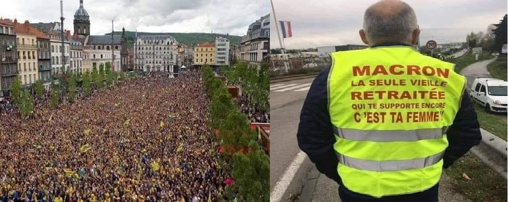 """توقيف 32 شخصا قبيل مظاهرات """"السترات الصفراء"""" بباريس"""