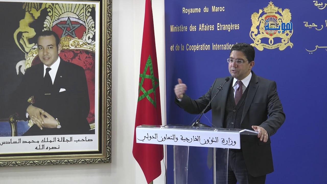 بوريطة يسلم رسالة من الملك محمد السادس إلى الرئيس الرواندي