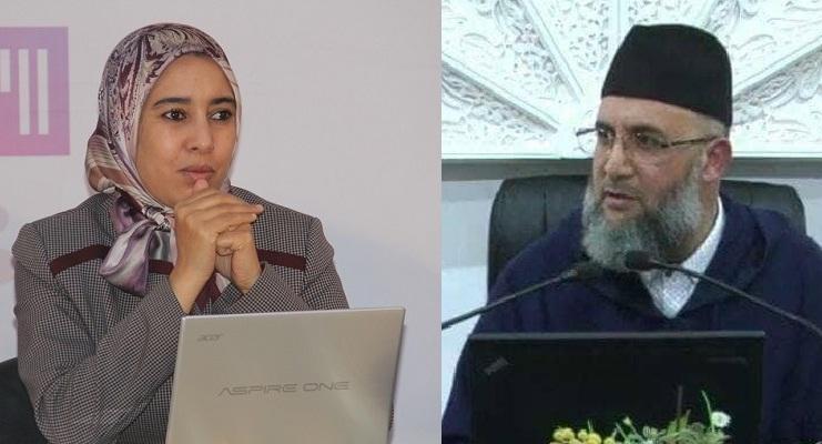"""د. بنكيران يرد على البرلمانية ماء العينين في مطالبتها بـ""""المساواة في الشعائر الدينية بين الجنسين"""""""