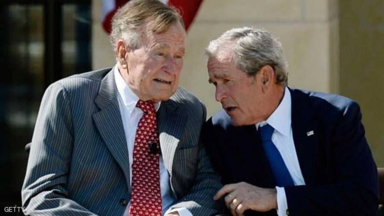 """""""أنا ذاهب إلى الجنة"""" هذا آخر ما تلفظ به جورج بوش قبل موته"""