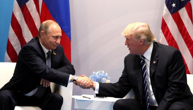 ترامب لبوتين: لا تتدخل في الانتخابات الأمريكية