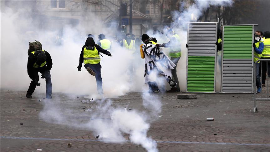 تقرير عن الحصيلة الثقيلة لأحداث العنف في فرنسا