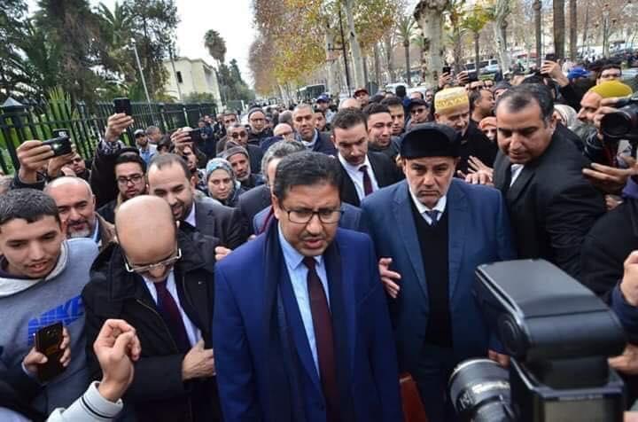 تأجيل البت في قضية حامي الدين إلى فبراير القادم.. وبنكيران أهم الحاضرين لمساندته