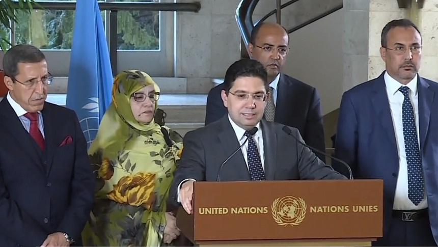 اختتام اليوم الأول من المائدة المستديرة الثانية بدعوة من المبعوث الشخصي للأمين العام للأمم المتحدة للصحراء المغربية