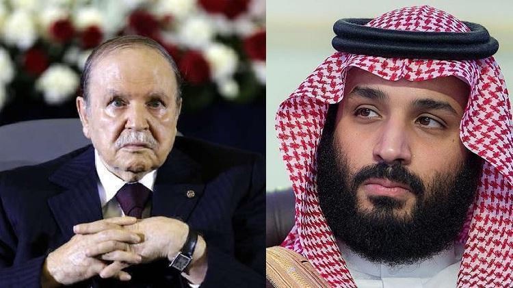 """الرئاسة الجزائرية: """"زكام حاد"""" يمنع بوتفليقة من لقاء بن سلمان"""