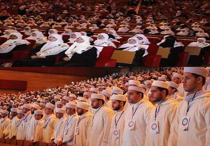 فيديو.. الأسبوع الوطني الـ20 للقرآن الكريم بدولة الجزائر
