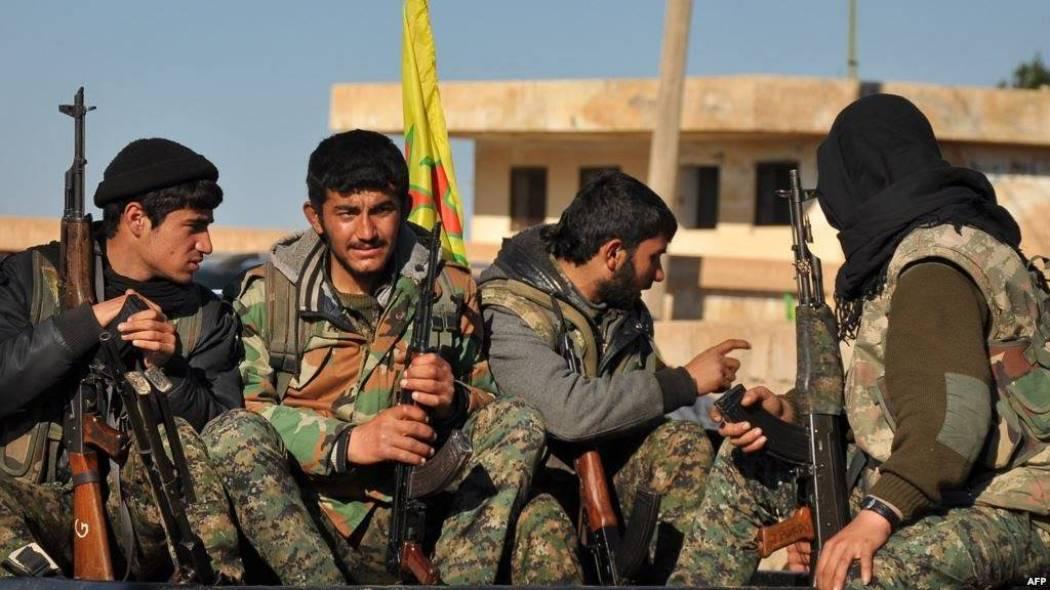 """""""قسد"""" تطلب من تركيا الخروج من سوريا بعد هزيمة داعش"""