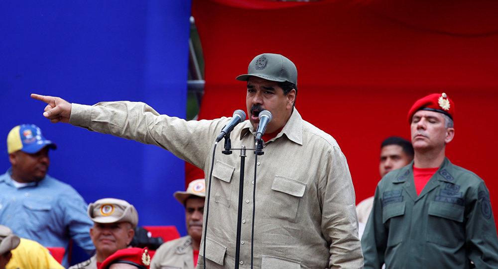 الجيش الفنزويلي في حالة تأهب بعد إغلاق الحدود البحرية