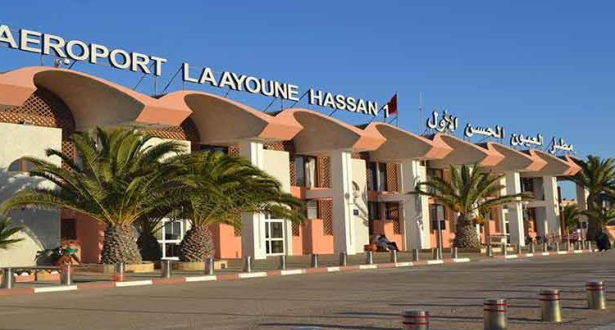 مطار الحسن الأول بالعيون يستهل السنة على وقع إيجابي