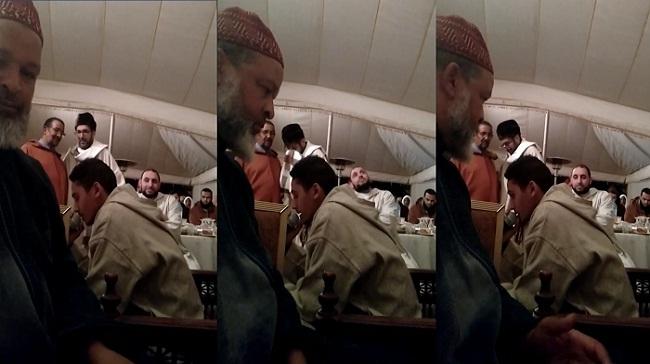 فيديو.. عندما يتذكر الشيخ النابلسي الأيام التي خلت فيجهش بالبكاء (تقليد من طرف القارئ عمر كريكد)