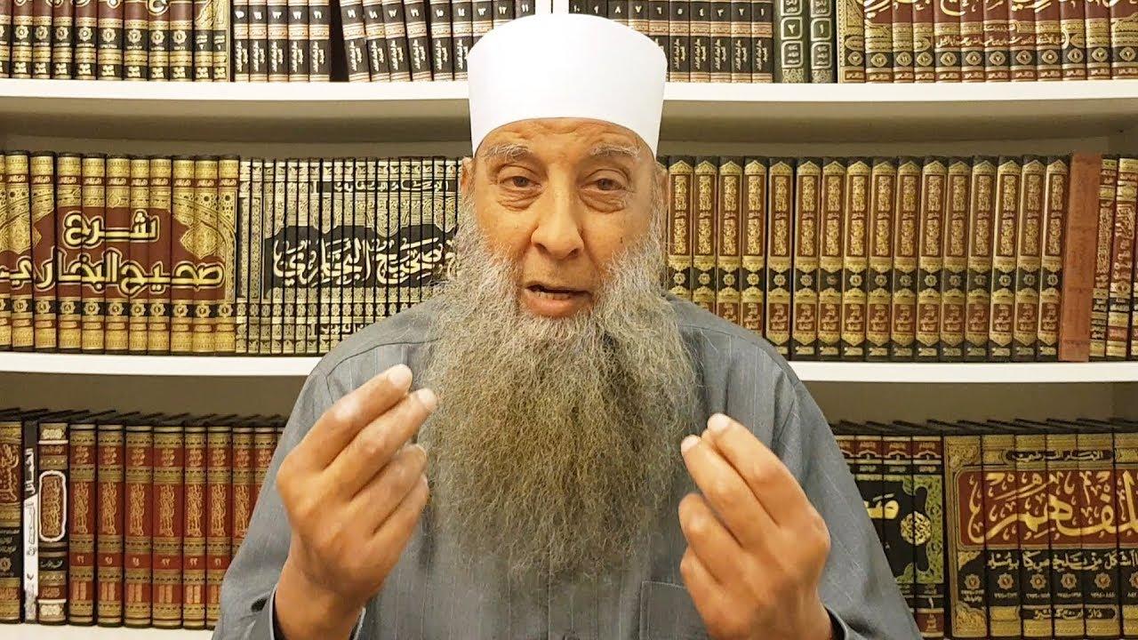 فيديو: لوسيم يوسف.. الشيخ الحويني يفضح الطاعنين فى الإمام البخاري ويوضح من أين يأتون بشبهاتهم!!