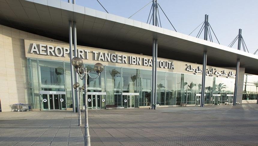 مطار طنجة - ابن بطوطة يرتقي للمرتبة الرابعة كأهم معبر جوي بالمغرب