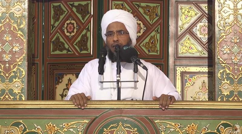 فيديو.. استمع لما قاله الشيخ د.عبد الحي يوسف للرئيس عمر البشير