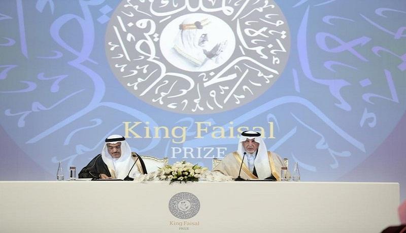 المغربي د. عبد العالي محمد ودغيري يتوج بجائزة اللغة العربية والأدب ضمن جائزة الملك فيصل العالمية رفقة دكتور مصري