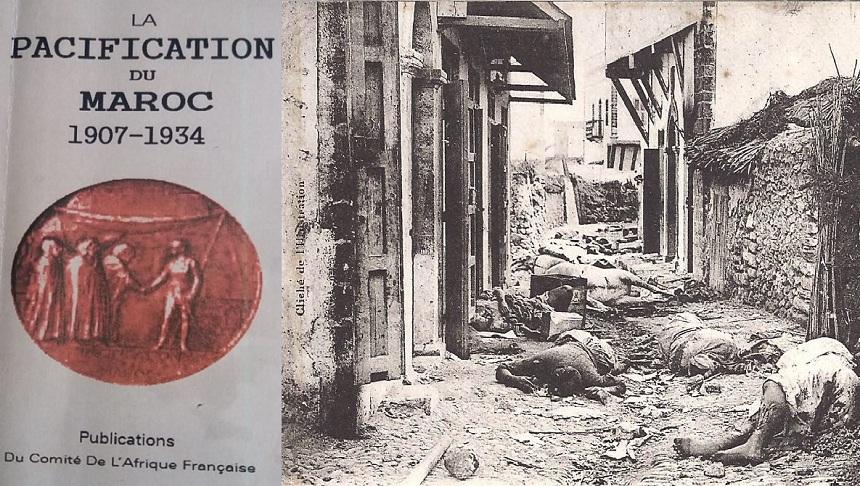معارك الغزو الفرنسي للمغرب من 1907 إلى 1934 (ج5-الأخير)