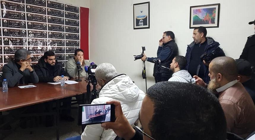 اللجنة المشتركة نظمت اليوم ندوة لرصد التعسفات التي يتعرض لها المعتقلون الإسلاميون