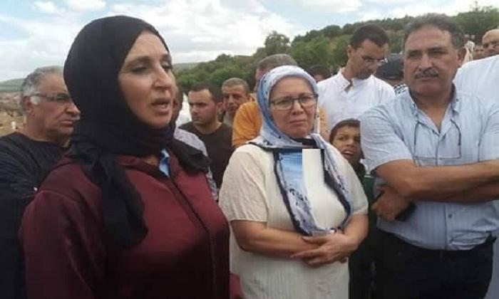 """مرة أخرى تثير طاطة نبيلة منيب الضجة.. بعد وصفها للحجاب بـ""""الخنشة"""" وغرماءها السياسيين بـ""""المنافقين"""""""